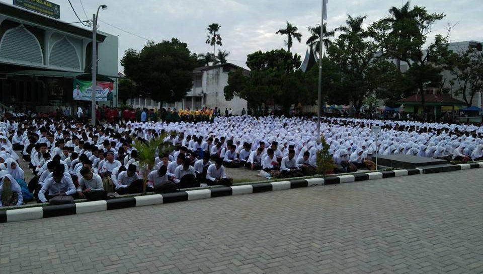 Ospek UINSU Medan 2017