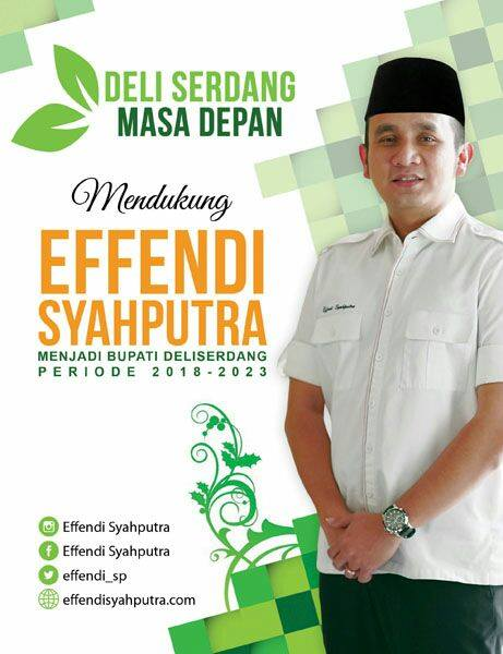 DESA MAPAN Effendi Syahputra