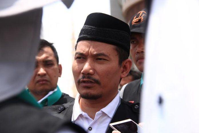 Foto: Kepala Daker Madinah Amin Handoyo.