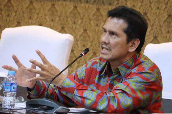 Foto: Menteri Pendayagunaan Aparatur Negara dan Reformasi Birokrasi (PANRB) Asman Abnur.