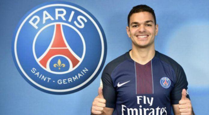 Hatem Ben Arfa dibuang PSG ke tim cadangan. (dok. PSG)