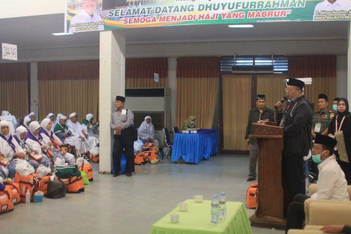 Foto: Bupati Kabupaten Serdang Bedagai Soekirman.