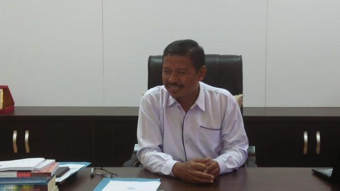 Foto: Direktur Guru dan Tenaga Kependidikan (GTK), Suyitno.