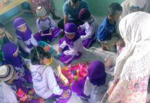 Donasi untuk Korban Erupsi Sinabung