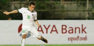 Foto: Gelandang Timnas Indonesia U-19, Egy Maulana Vikri, dinobatkan sebagai top scorer Piala AFF U-18 2017 dengan raihan delapan gol.