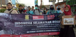 IPMBB Gelar Aksi Solidaritas