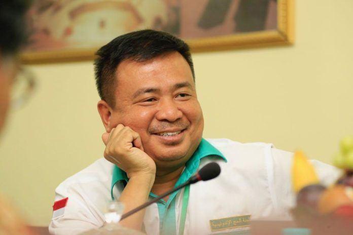 Foto: Kepala Daker Makkah Nasrullah Jasam.