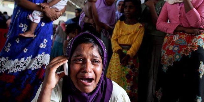 Konflik di Myanmar