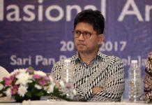 Foto: Wakil Ketua KPK Laode M. Syarief.