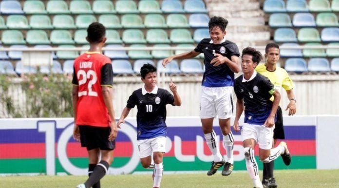 Malaysia lolos ke semifinal Piala AFF U-18 2017. (Twitter/AFFPresse)
