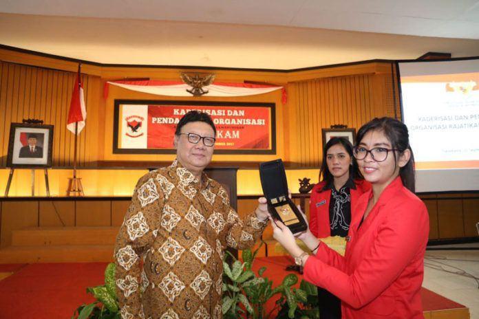 Foto: Menteri Dalam Negeri (Mendagri), Tjahjo Kumolo .