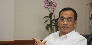 Foto: Menteri Perhubungan Budi Karya Sumadi.