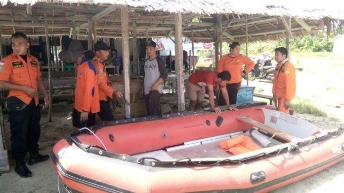 Nelayan Nias Hilang