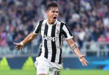 Striker Juventus Paulo Dybala. (AP/Alessandro Di Marco)