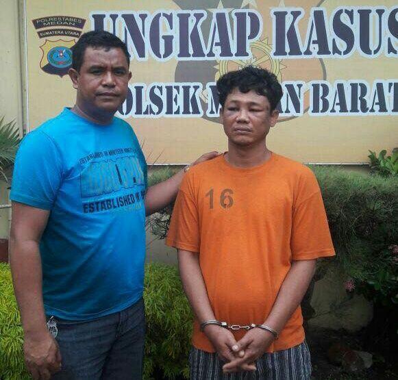 Pencurian Mobil di Medan