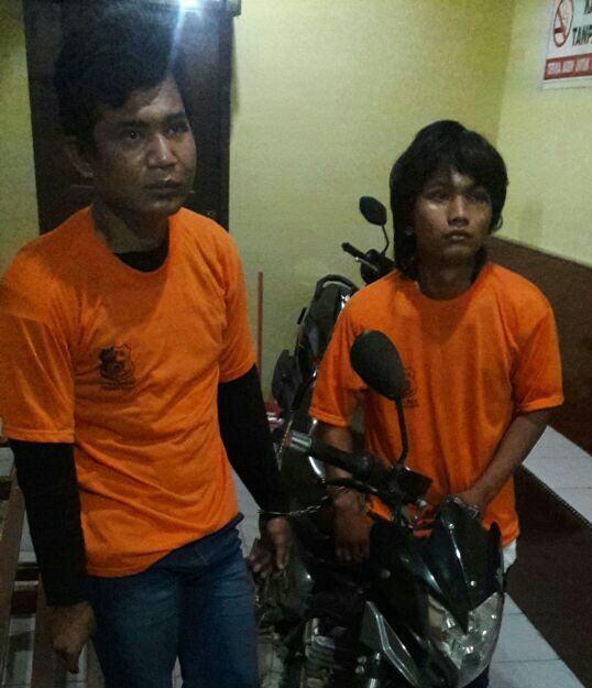 Pencurian di Medan