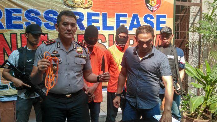 Penikam Sopir Grab di Thamrin Plaza Medan