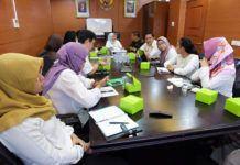 Foto: Rapat koordinasi dengan Bea Cukai Bandara Soekarno-Hatta di Kantor Kementerian PANRB, Senin (25/9).