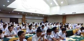 Foto: Sebanyak 200 Siswa SMA Se-Kota Medan Diberi Pemahaman Tentang Harmonisasi dalam Keberagaman Agama.