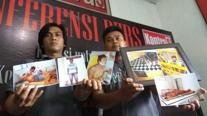 Tahanan Tewas Polsek Batang Toru