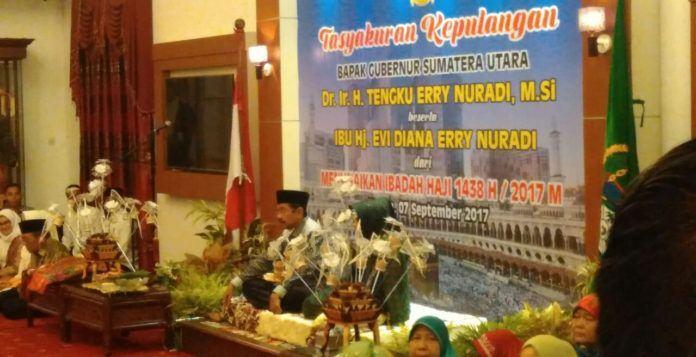 Tengku Erry Pulang Haji
