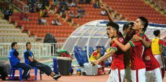 Foto: Timnas Indonesia U-16 kantongi tiket Piala Asia U-16 2018. (Dok.PSSI)