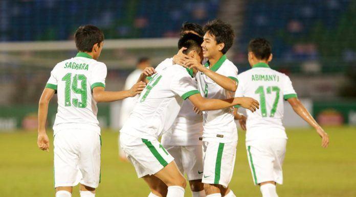 Timnas Indonesia U-19 Vs Filipina