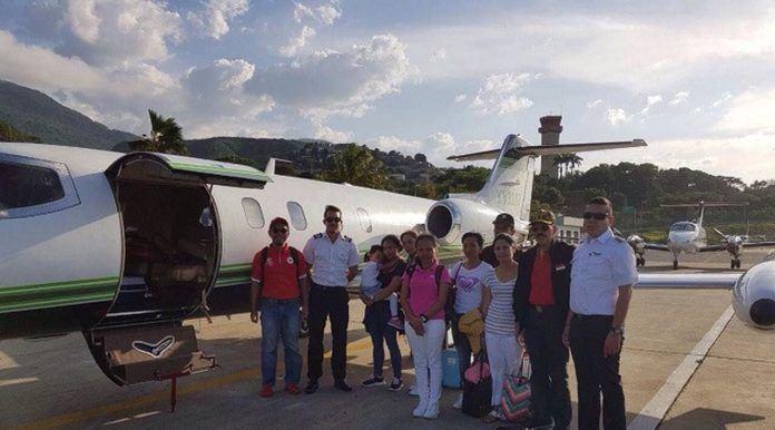 Foto: Para WNI yang berhasil dievakuasi akan diterbangkan ke Jakarta pada 19 September 2017 (Kemlu)