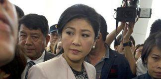 Foto: Yingluck Shinawatra.