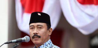 Foto: Plt Sekretaris Jenderal Kementerian Dalam Negeri (Sekjen Kemendagri) Hari Prabowo.
