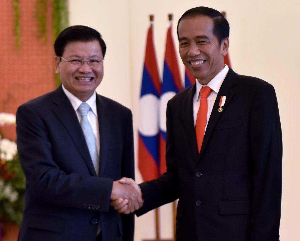 Indonesia-Laos Sepakati Kerjasama Strategis dan Investasi