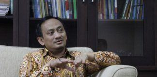 Foto: Sesditjen Pendidikan Islam Ishom Yusqi.