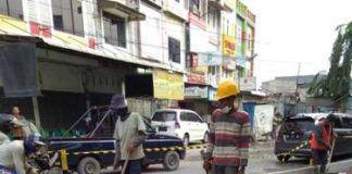 Foto: Pemko telah menyiapkan anggaran sebesar Rp1 triliun untuk pembangunan infrastruktur.