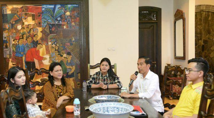 Ngunduh Mantu Jokowi di Medan
