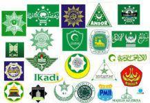 Foto: Organisasi kemasyarakatan (Ormas) di Indonesia.