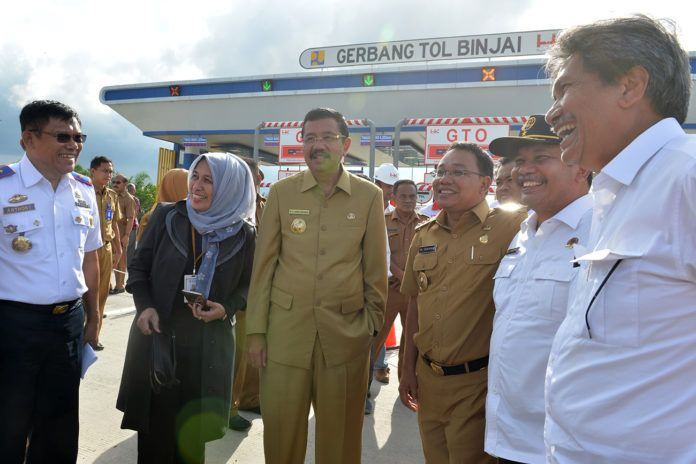 Jalan Tol Medan-Binjai