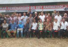 Relawan Edi Rahmayad