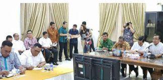Ngunduh Mantu Presiden di Medan