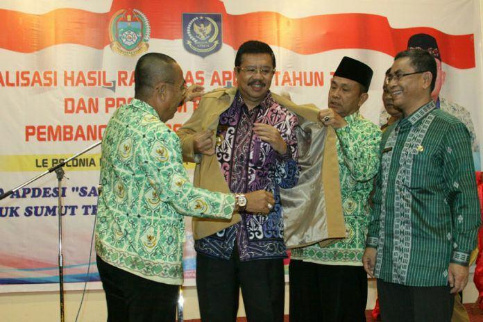 APDESI Sumut, Tengku Erry