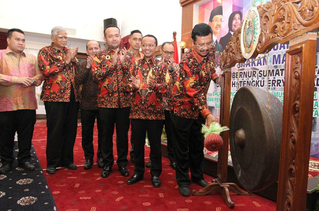 Musda HIPMI Sumut, Tengku Erry Tokoh yang 'Cerewet' Demi Majukan Wirausaha Pemula