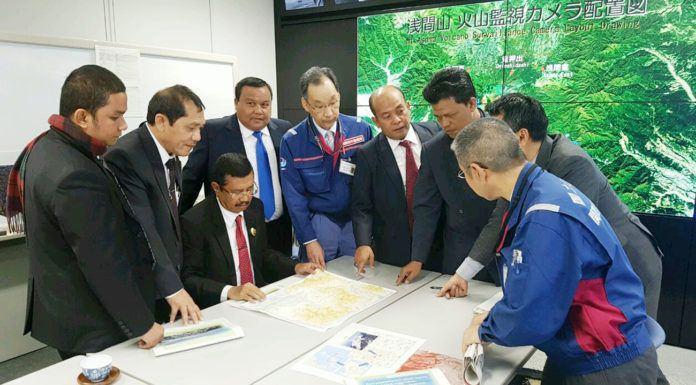 Studi Kebencanaan di Jepang