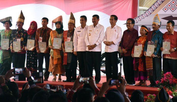 Jokowi ke Siantar