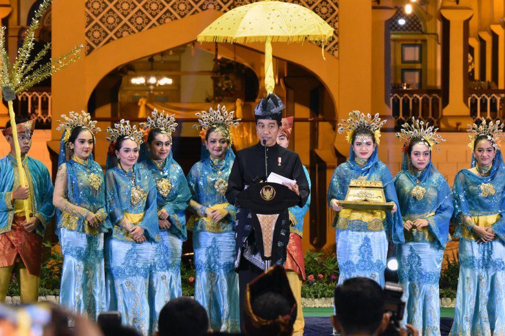 Festival Keraton Nusantara XI