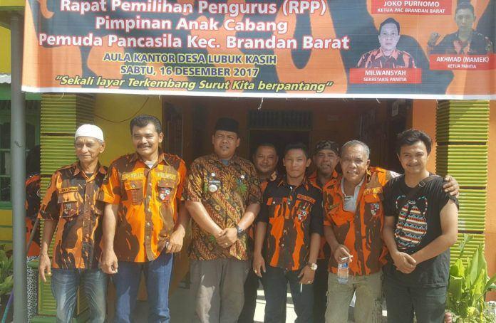 RPP PAC PP Brandan Barat