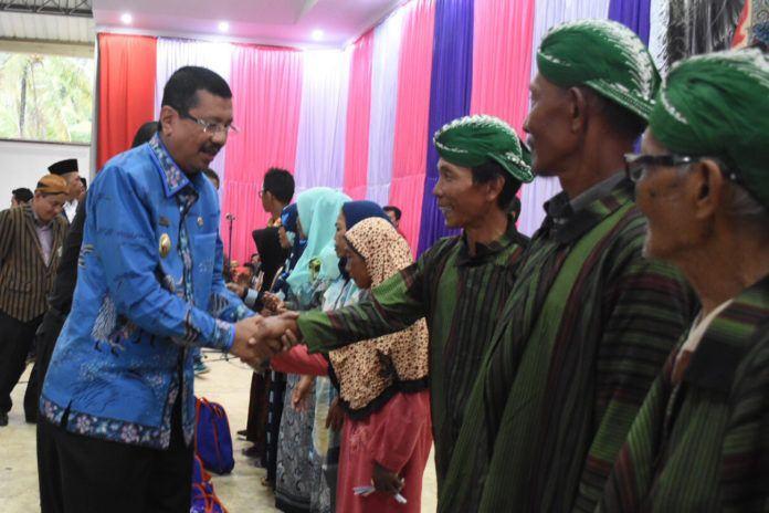 Pelantikan Pujakesuma Padang Sidempuan