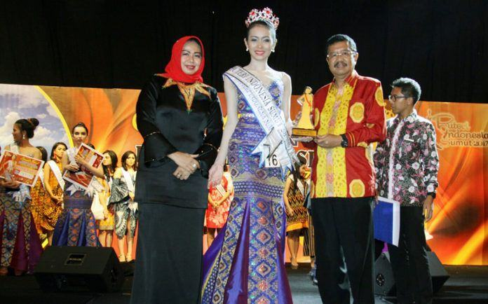 Putri Indonesia Sumut 2017