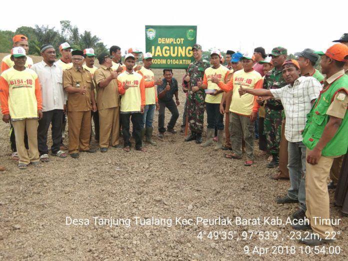 Dandim 0104 Aceh Timur