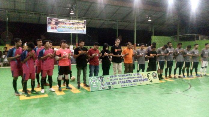Open Turnamen Futsal
