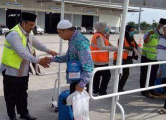 Seluruh Jamaah Haji
