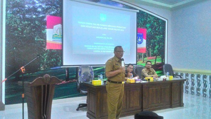 Kesbangpol Aceh